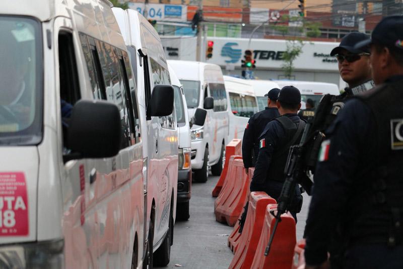 Publican programa de descuentos y subsidios fiscales a favor del transporte público