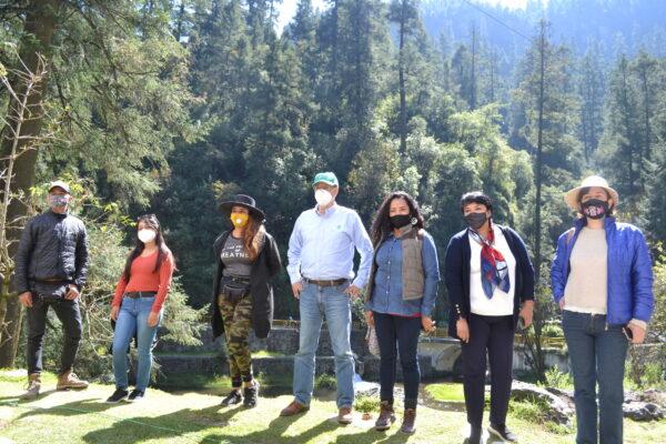 Parque de Los Dinamos una opción turística de Parque Ecológico y de disfrute de la naturaleza para los capitalinos