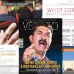 Continúa la campaña de Ricardo Salinas Pliego contra las medidas ante el COVID-19 en Chihuahua