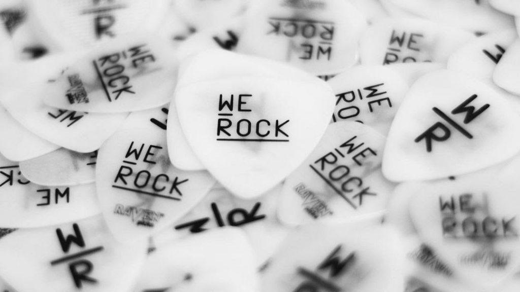 El epicentro de la cultura tiene un nuevo nombre: WE ROCK